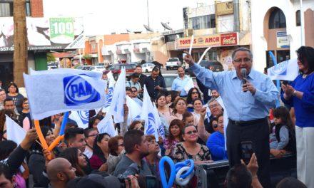 """""""Nada está escrito, que nadie cante victoria"""": Gustavo Sánchez va de nuevo por la alcaldía"""