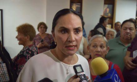 """""""Hay que defender a la familia priísta"""": Nancy Sánchez se registra como pre candidata a la gubernatura"""