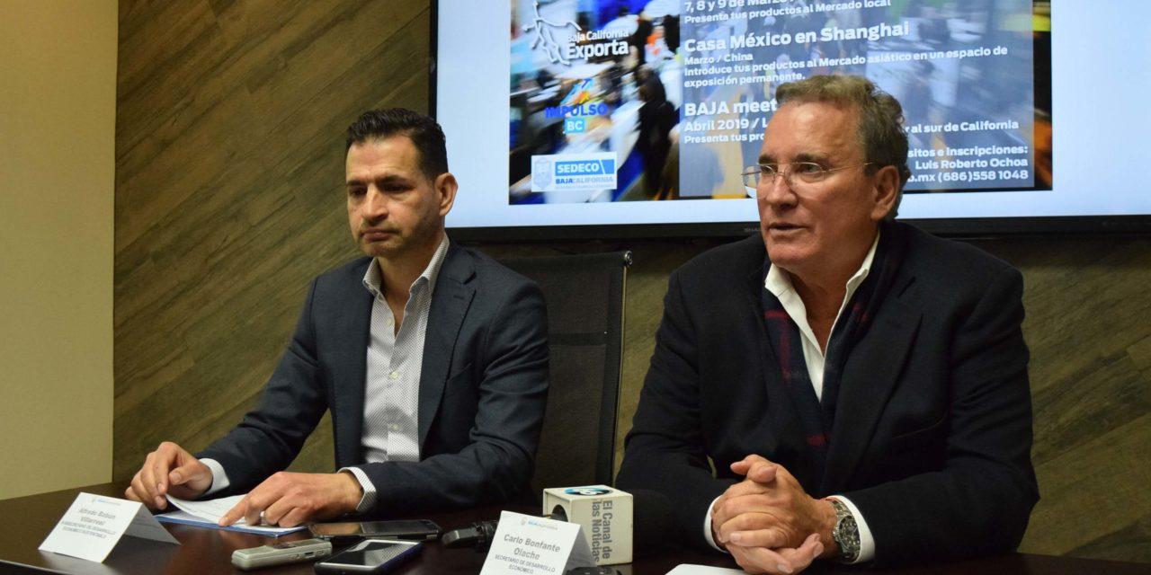 Anuncia SEDECO programas de apoyo a emprendedores y Mipymes