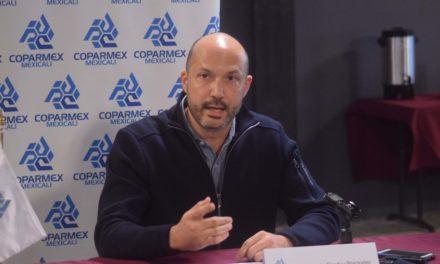 México funcionará como muro para Estados Unidos: COPARMEX