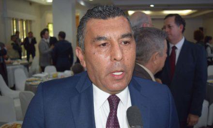Bonilla no debe politizar con el tema de seguridad: Rueda Gómez