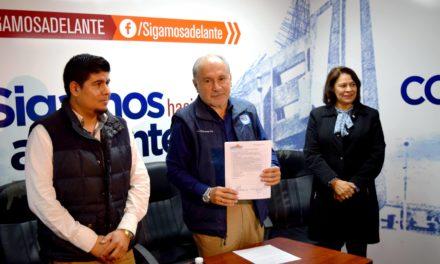Inicia inscripción de pre candidatos en el PAN, se apunta Félix Arango