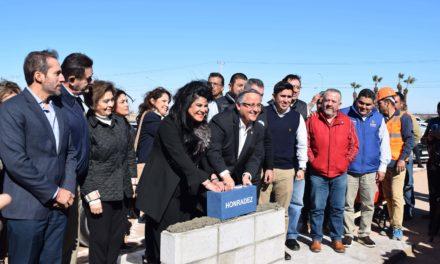 Arrancan construcción de nueva subcomandancia al noreste de Mexicali