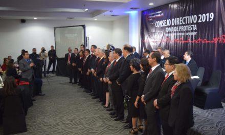 Toma protesta nuevo consejo directivo del CCPM, buscarán nuevas generaciones