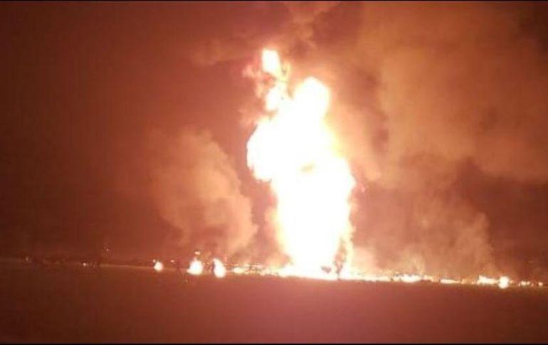 Explota ducto en Hidalgo, por lo menos 20 muertos