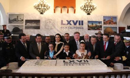 BC es ejemplo de desarrollo, bienestar y progreso: Vega de Lamadrid