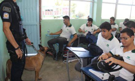 """Realizan """"Operativo Mochila"""" a más de 94 mil alumnos en 2018"""