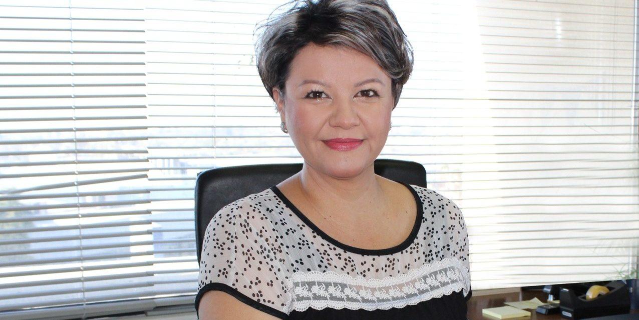 Elba Patricia Piñuelas, nueva directora de Administración Jurídica y de Derechos Humanos de la SSPE