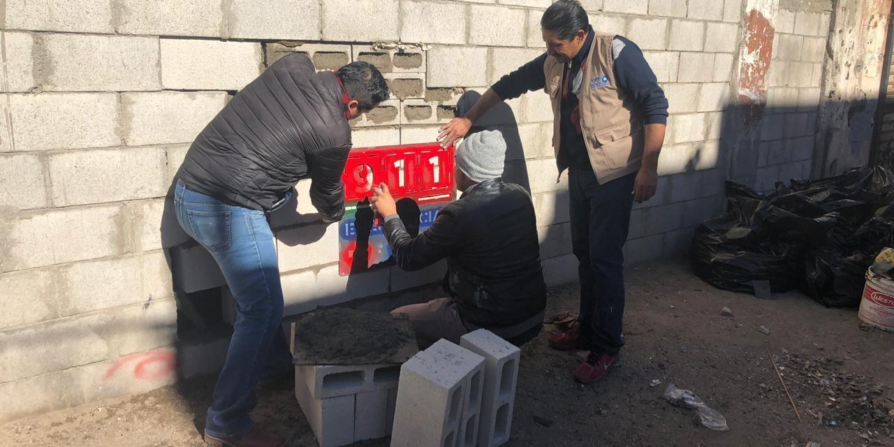 Rehabilitan SSPE y comerciantes de Zona Centro el Callejón Chinesca