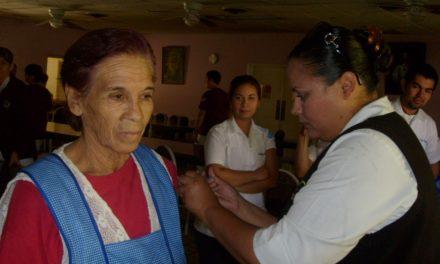 Continúa aplicación de vacuna contra la influenza en centros de salud: ISESALUD