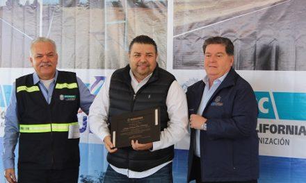 Impulsa Gobierno del Estado rehabilitación de la red carretera del Valle de Mexicali