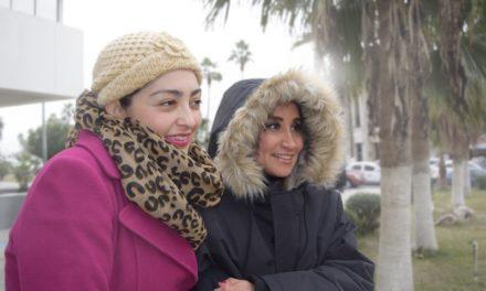 Exhortan autoridades a tomar precauciones ante las bajas temperaturas