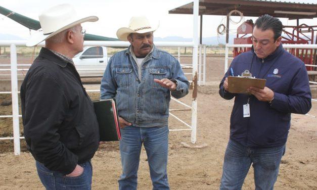 Constata SEDAGRO labor de extensionismo en el Valle de Mexicali