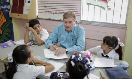 Invirtió Estado más de 967 mdp en infraestructura escolar, cultural y deportiva en 2018