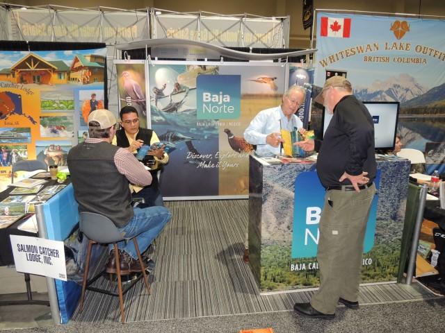 Promueven en Nevada actividades de pesca deportiva de Baja California