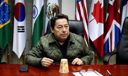 Se retira Flavio Sandoval de la contienda por el CCE, señalan opacidad e imposición