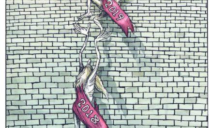 Por un 2019 sin muros / Por Boligan