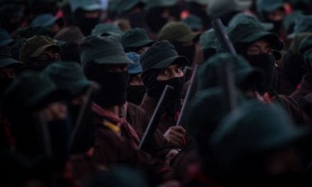 EZLN se opone a López Obrador y al proyecto del Tren Maya
