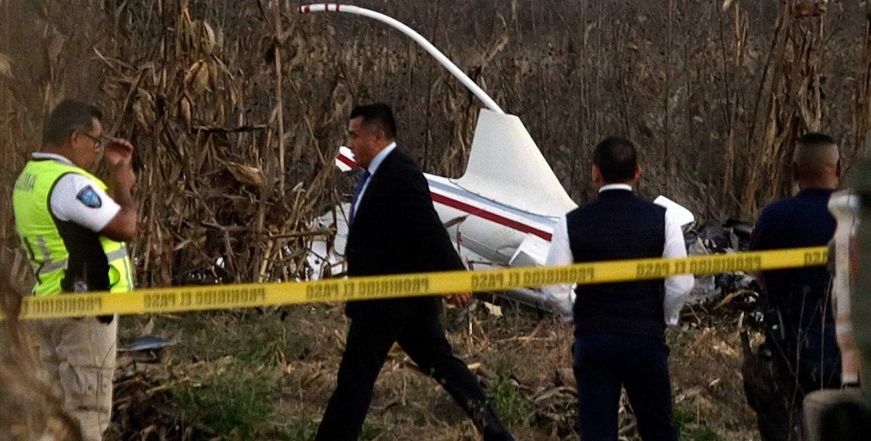 Éstos son los avances sobre la investigación del accidente en Puebla