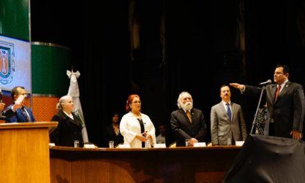 """""""Formación de universitarios será mi prioridad"""": Valdez Delgadillo"""