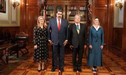 México seguirá reconociendo a Maduro como presidente de Venezuela