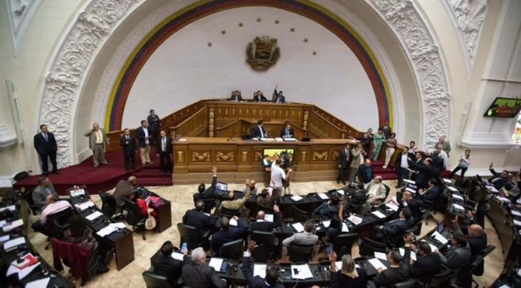 Asamblea Nacional declara ilegítimo nuevo período presidencial de Nicolás Maduro