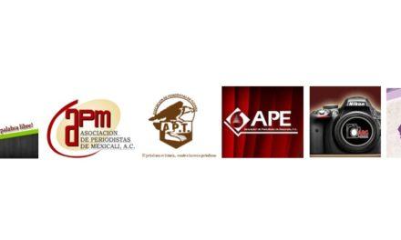 Posicionamiento de asociaciones de periodistas ante agresiones contra reportero