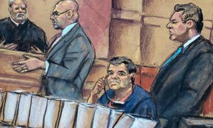 """Según testigo """"El Chapo"""" sobornó con 100 MDD a Peña Nieto"""