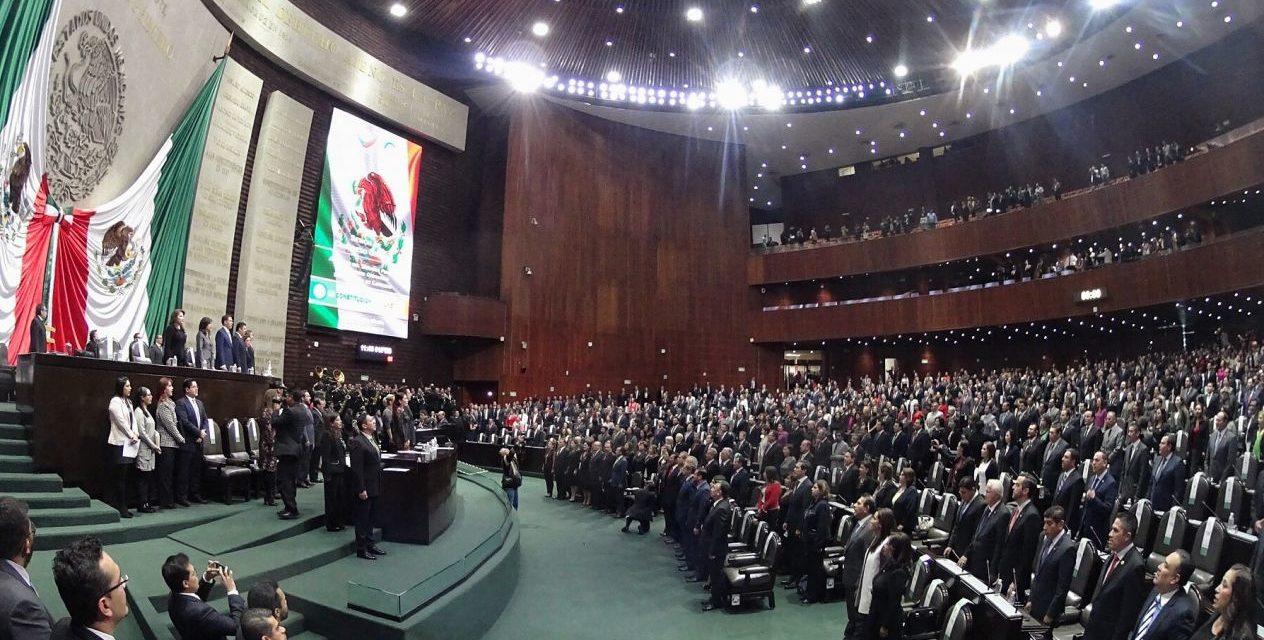 Publican convocatoria para período extraordinario en el Congreso de la Unión