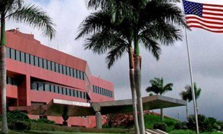 Retira EU a personal de su embajada en Caracas