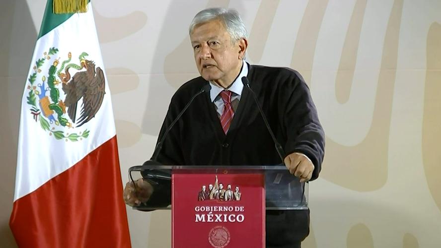 Huachicoleo era una farsa; robo de gasolina era con complicidad de Pemex: AMLO