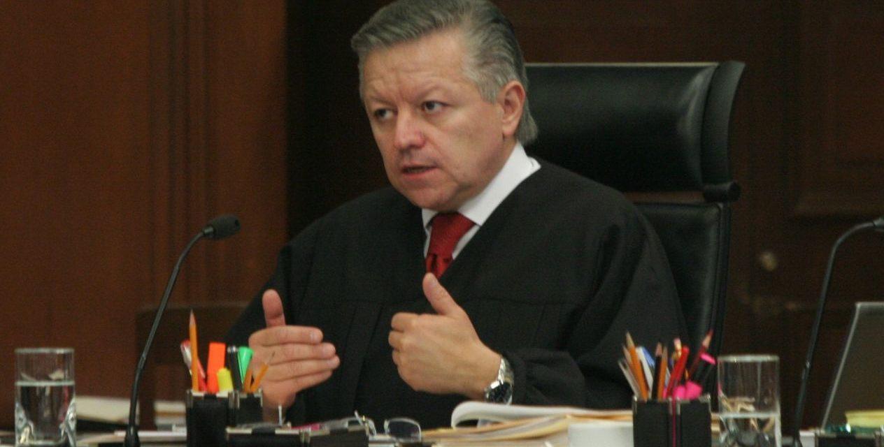 Arturo Zaldívar Lelo de Larrea, nuevo ministro presidente de la Suprema Corte