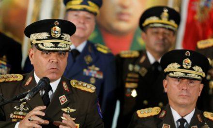 Militares venezolanos ratifican lealtad a Maduro