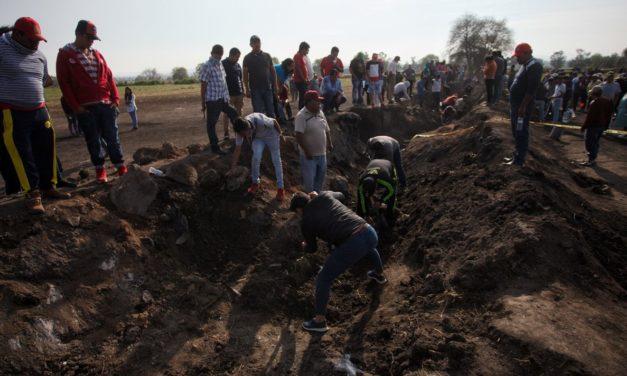 Suman 89 muertos por explosión de ducto en Hidalgo