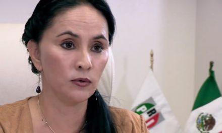 Buscará Nancy Sánchez ser candidata del PRI a la gubernatura
