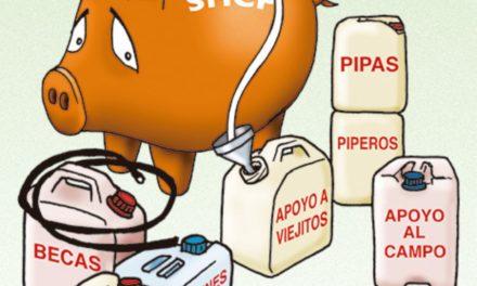 Combate al huachicoleo / Por Perujo