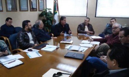 Proyecta Estado obras de alcantarillado pluvial y pavimentación en Los Santorales