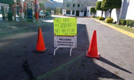 Desabasto en Guanajuato tiene sin servicio a 70% de las gasolineras