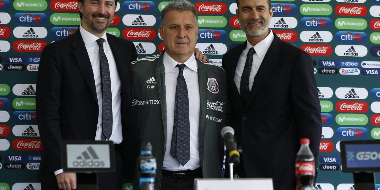 """""""El Tata"""" Martino, nuevo técnico del TRI"""