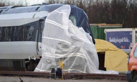 Accidente de tren deja 8 muertos en Dinamarca
