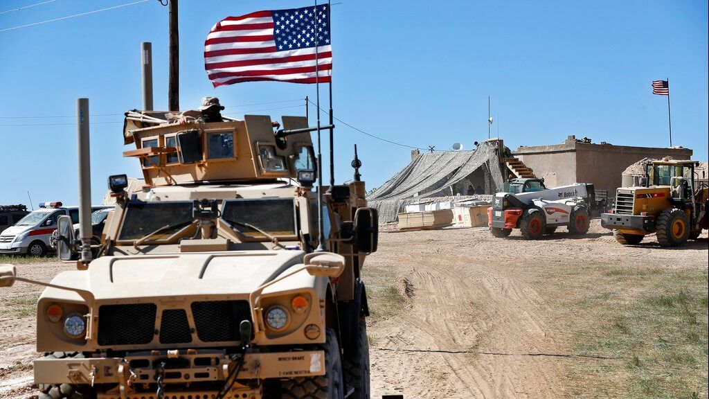 Salida de tropas de Siria ha iniciado, señalan funcionarios estadounidenses