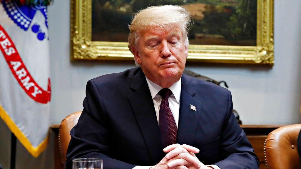Trump pospone discurso sobre el Estado de la Unión tras negativa de Pelosi