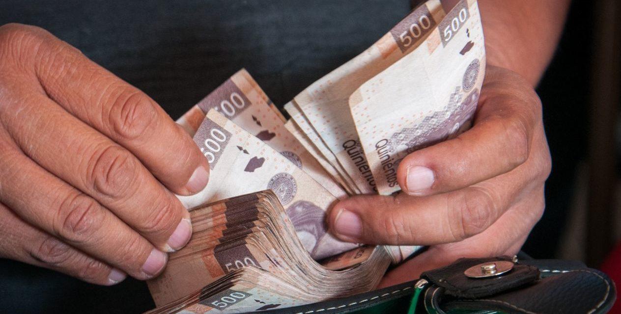 Valor diario de la UMA será de 84.49 pesos durante 2019: INEGI