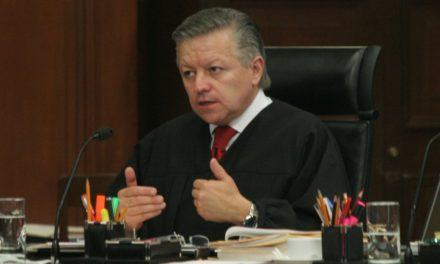Arturo Zaldívar, nuevo presidente de la Suprema Corte de Justicia de la Nación