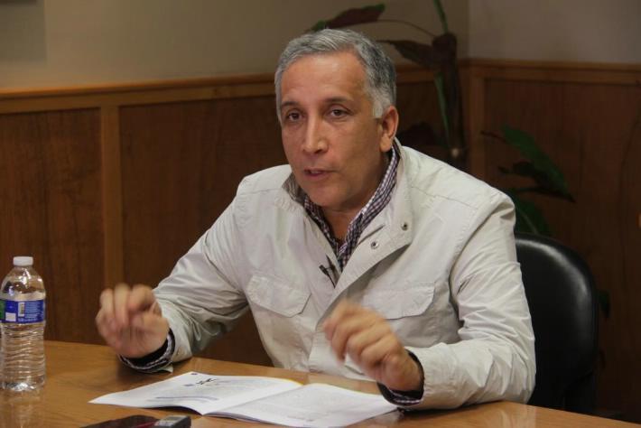 Busca MC a Héctor Osuna Jaime como candidato a la gubernatura