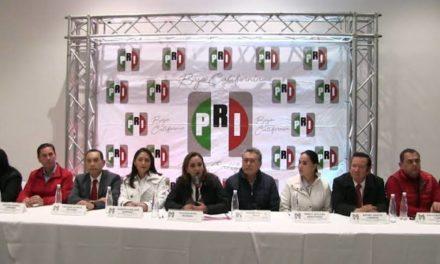 Entre dudas y sospechas, el PRI elige candidatos