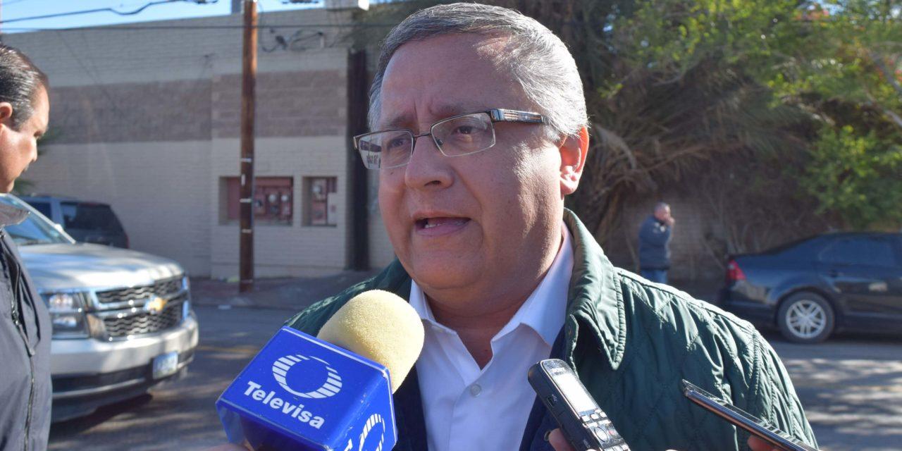 Mantendremos coordinación con la Guardia Nacional: Alcalde