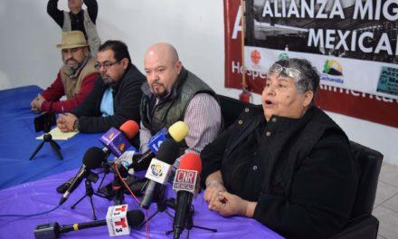 Solicitan asociaciones civiles fondos federales para atención al migrante