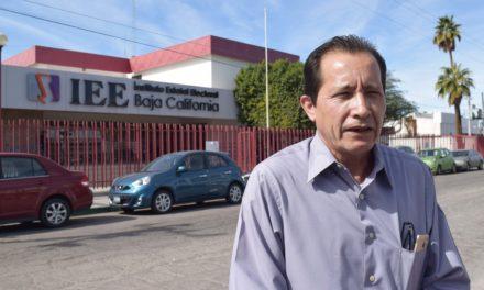 Solicitan al IEE nuevas convocatorias para candidatos a la gubernatura
