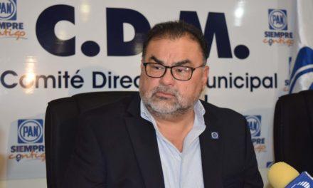 Deben respetarse a las autoridades estatales y municipales: PAN Mexicali